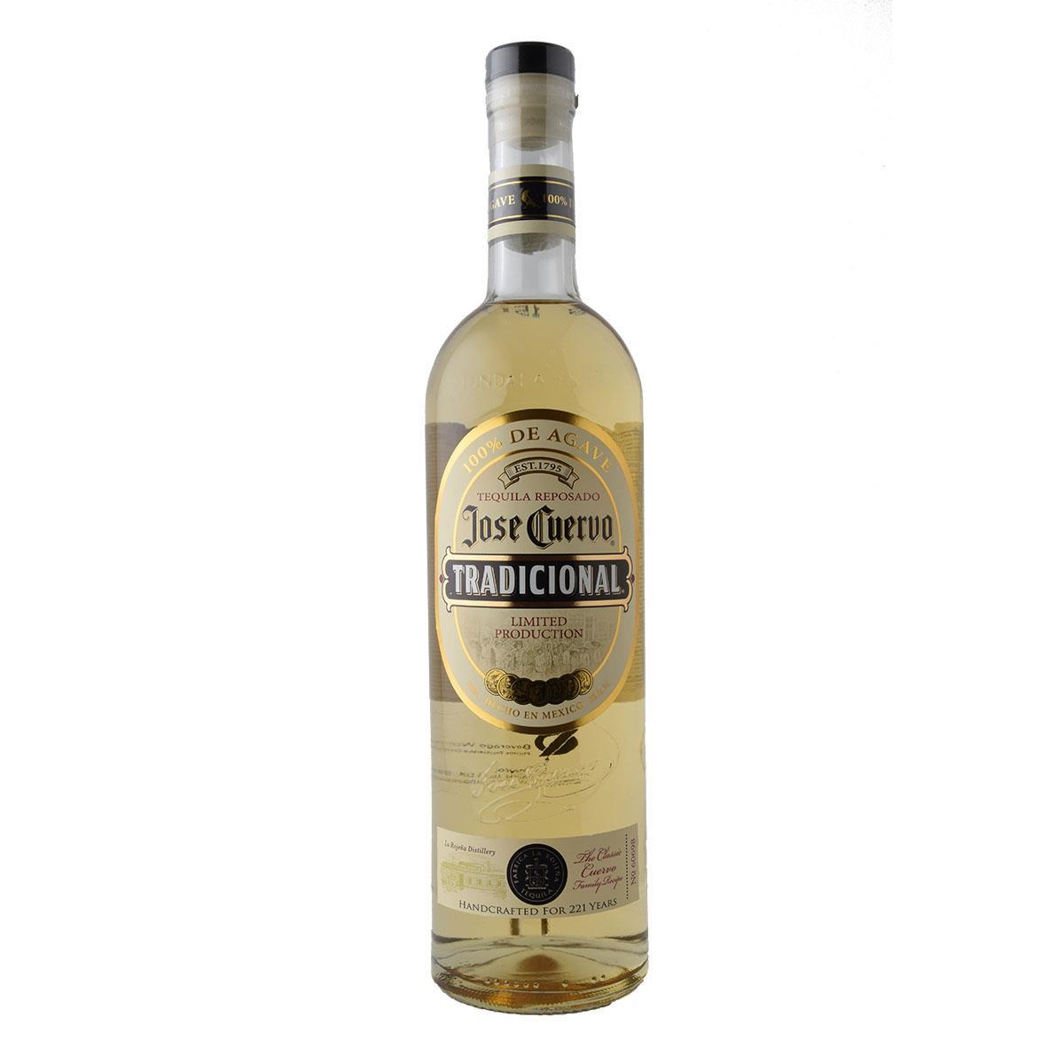 Jose Cuervo Tradicional Reposado Tequila 700ml