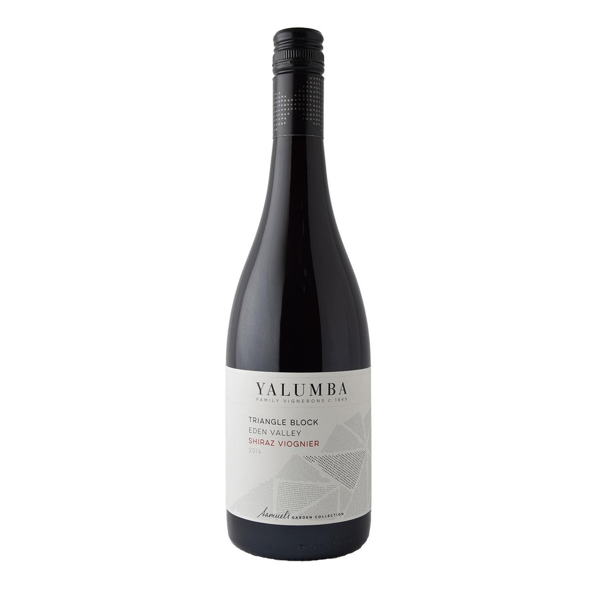 Yalumba Triangle Block Shiraz-Viognier 750ml Ερυθρό
