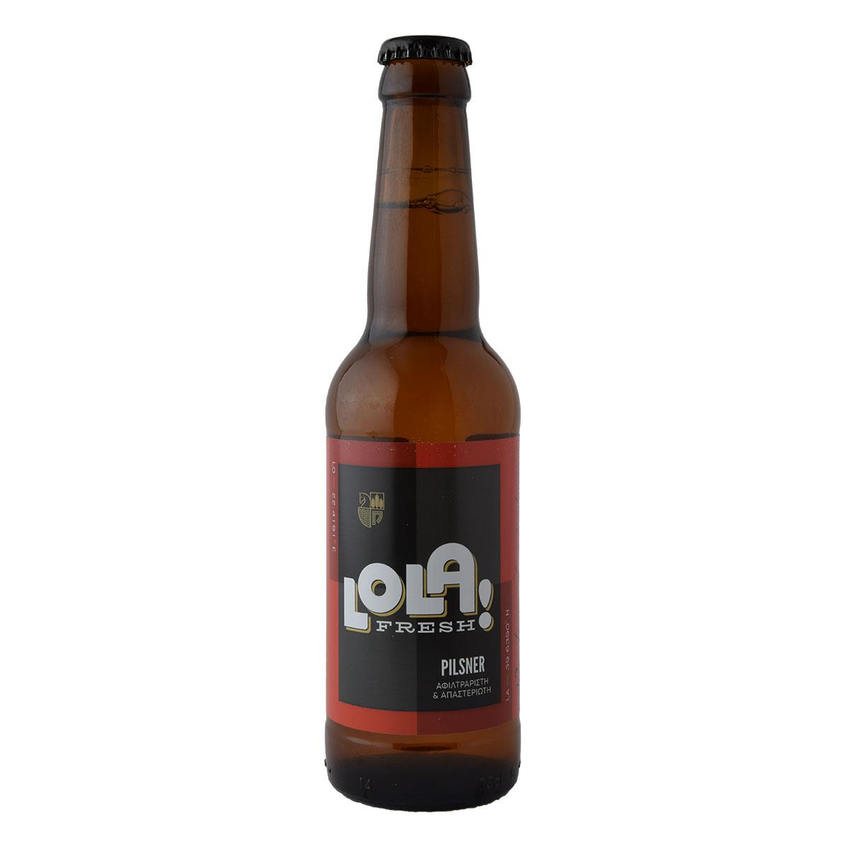 Lola Fresh Pilsner 330ml