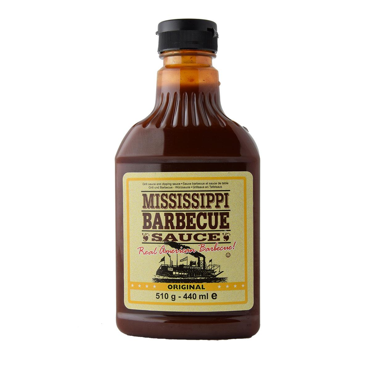 Mississippi Barbecue Sauce 440ml