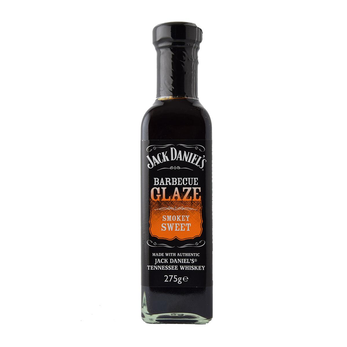 Jack Daniels Barbecue Glaze Smokey Sweet 275ml