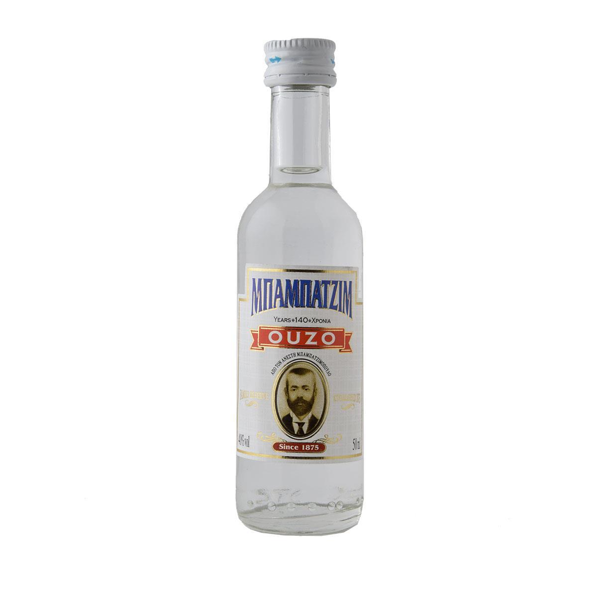 Μπαμπατζίμ Ούζο 50ml