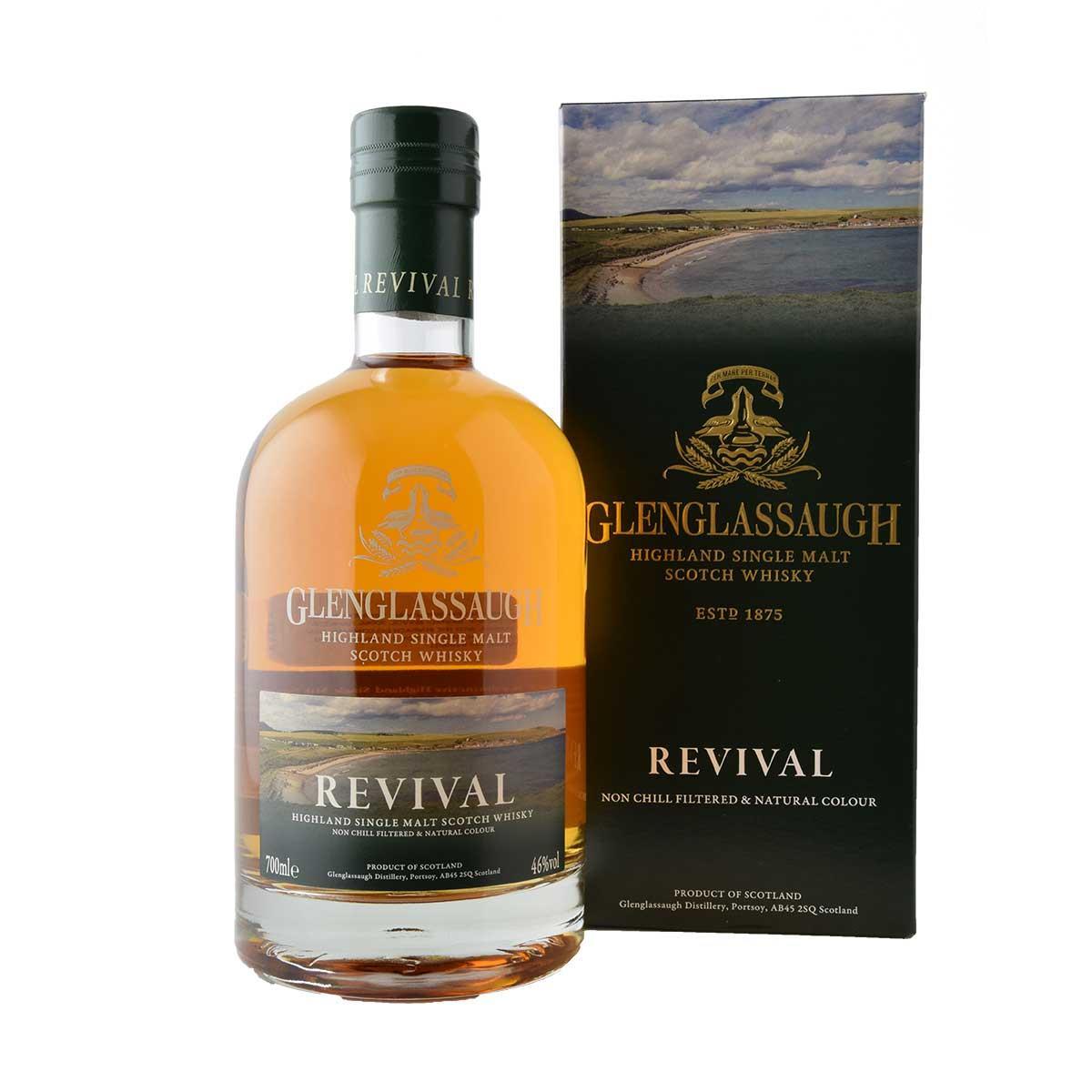 Glenglassaugh Revival 700ml