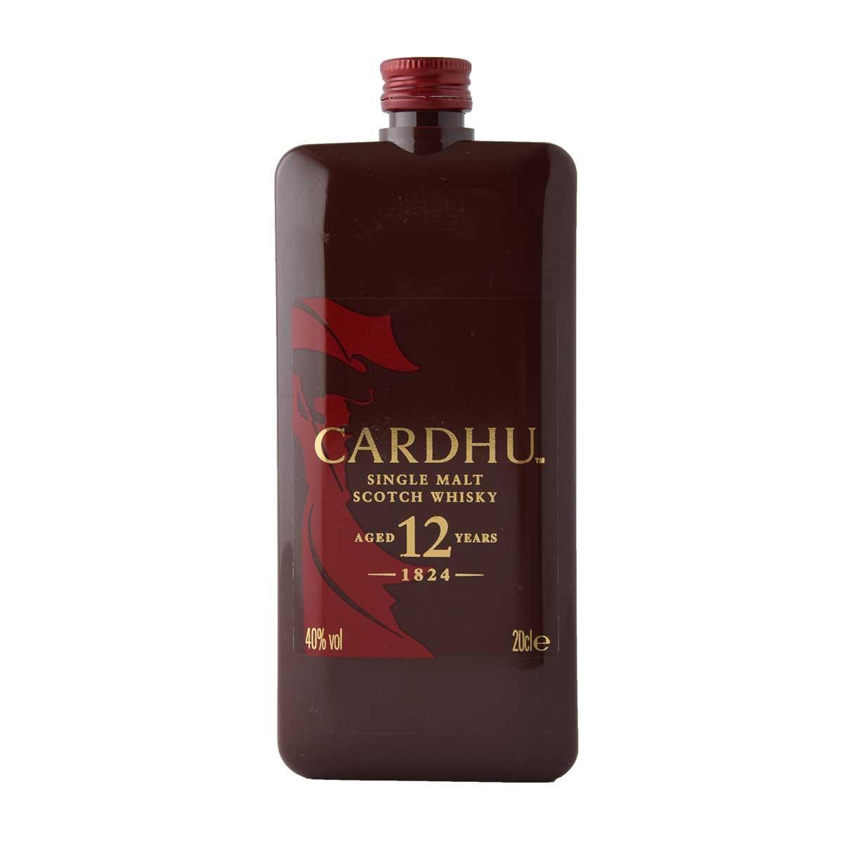 Cardhu 12 y.o. Pocket 200ml