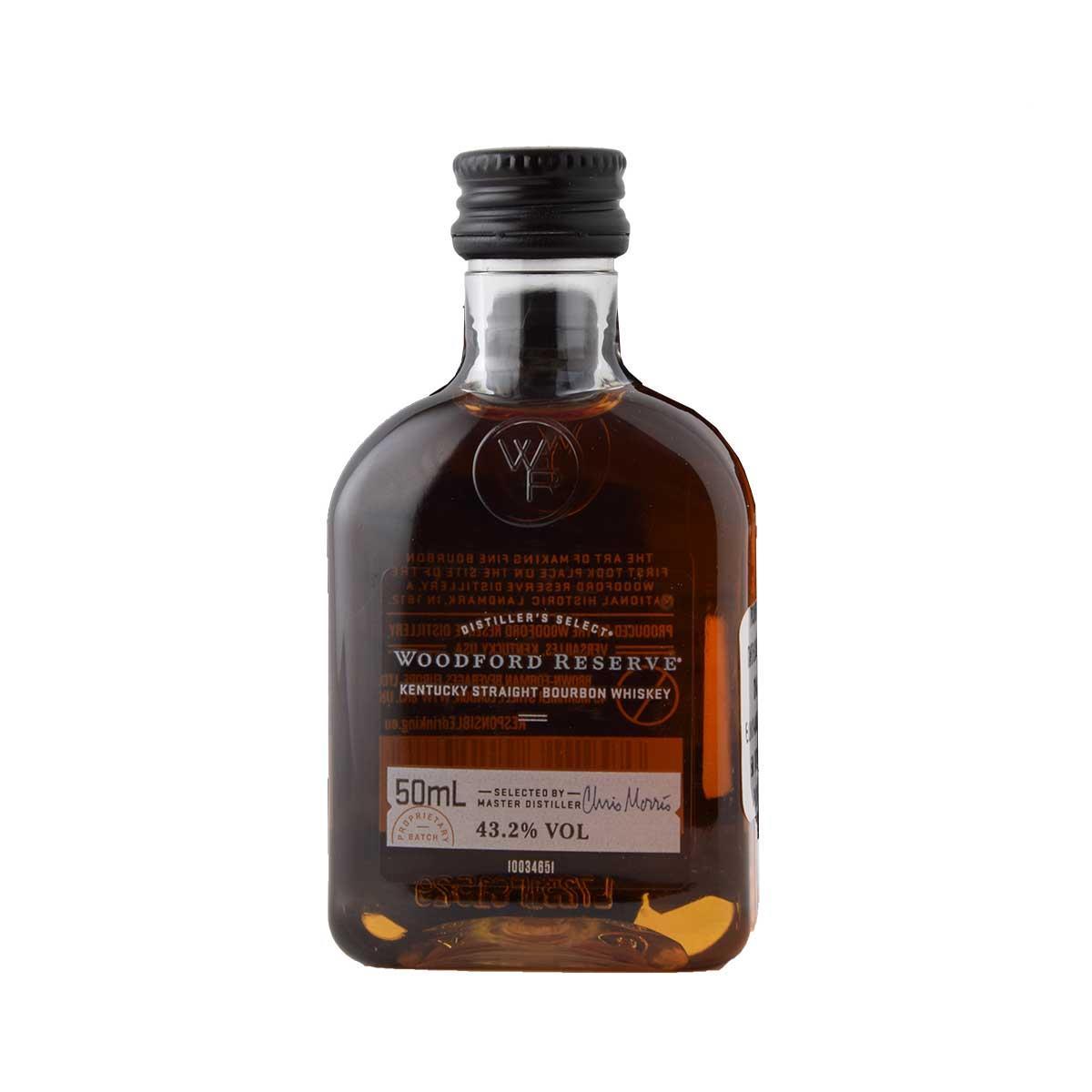 Woodford Reserve Bourbon 50ml