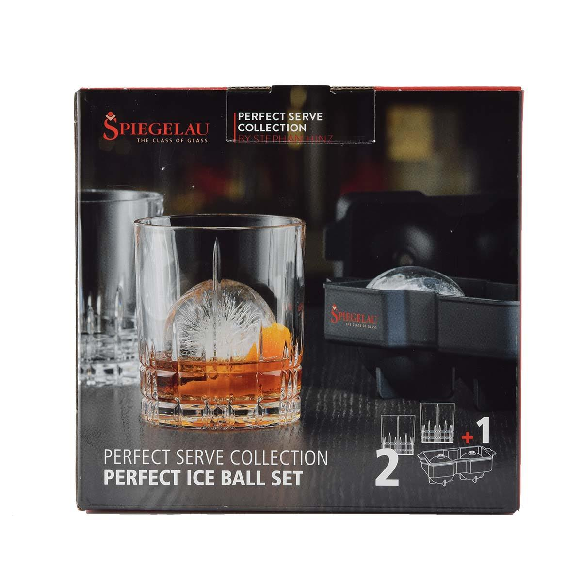 Spiegelau Perfect Serve Collection Ice Bowl Set 3τεμ.