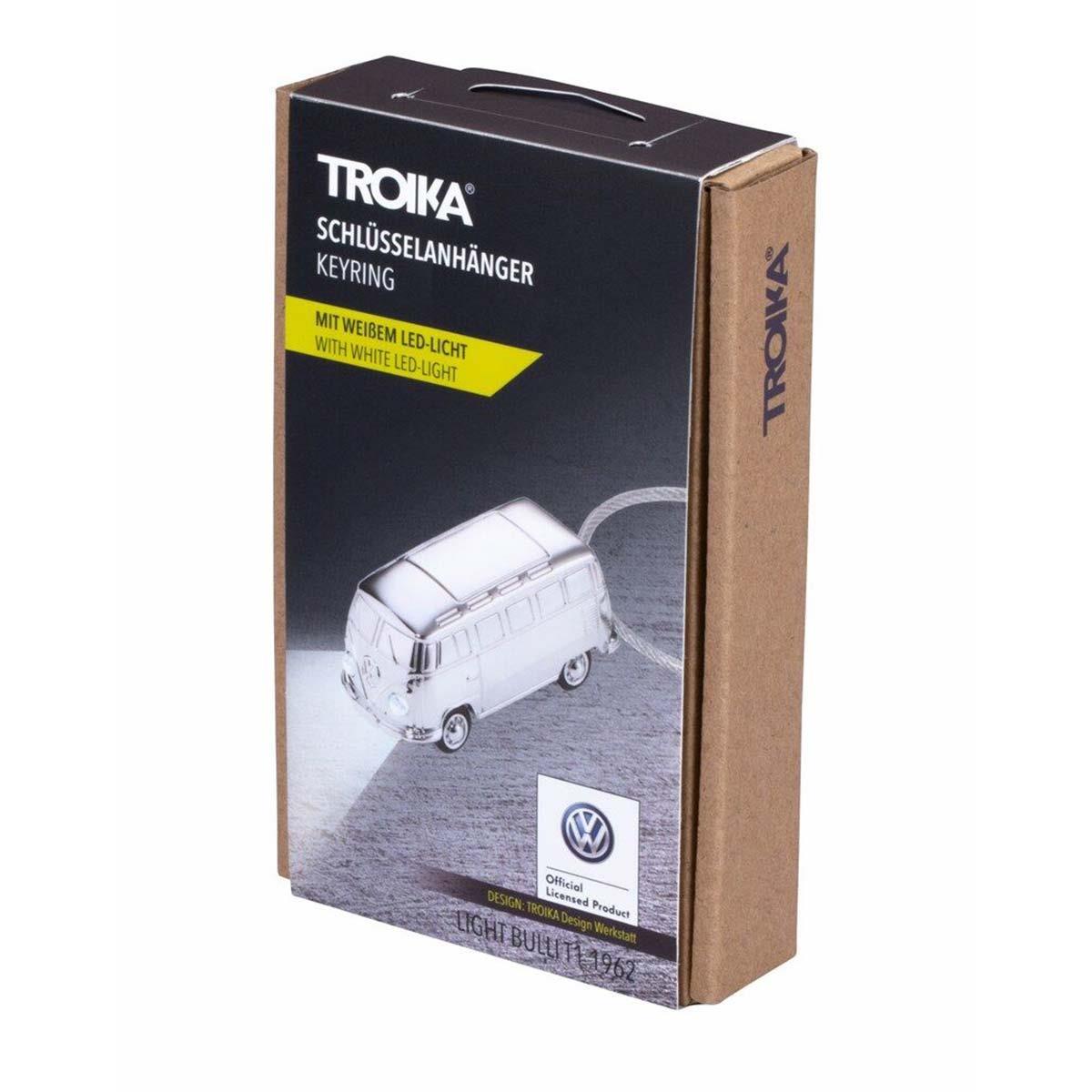 Troika μπρελόκ φορτηγάκι T1 VW με led