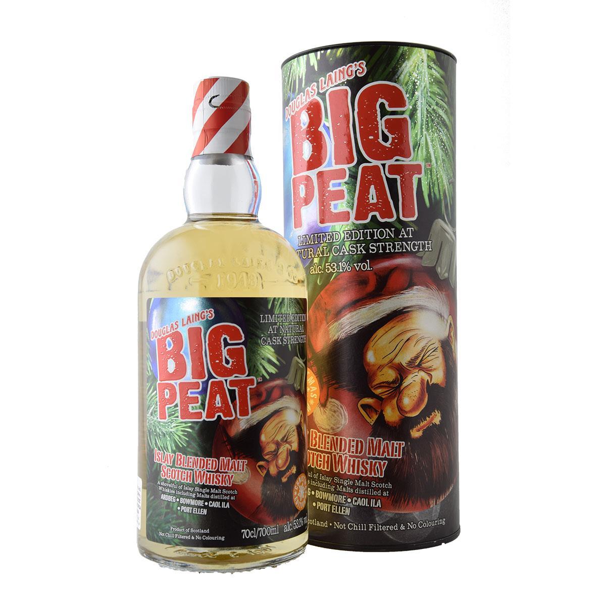 Big Peat Christmas Limited Edition 2020 700ml