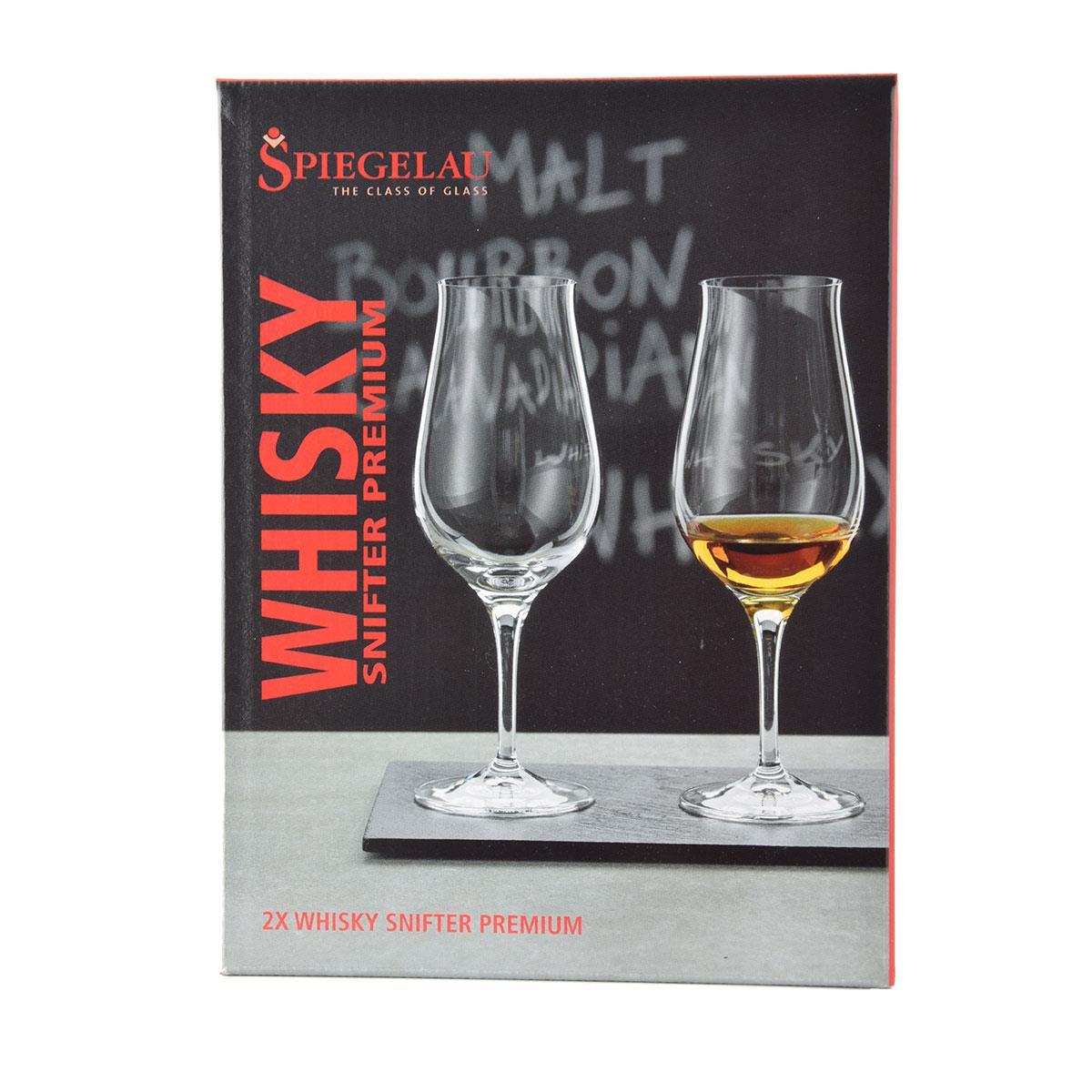 Ποτήρι Spiegelau Malt Whiskey Snifter Premium 2 τεμάχια