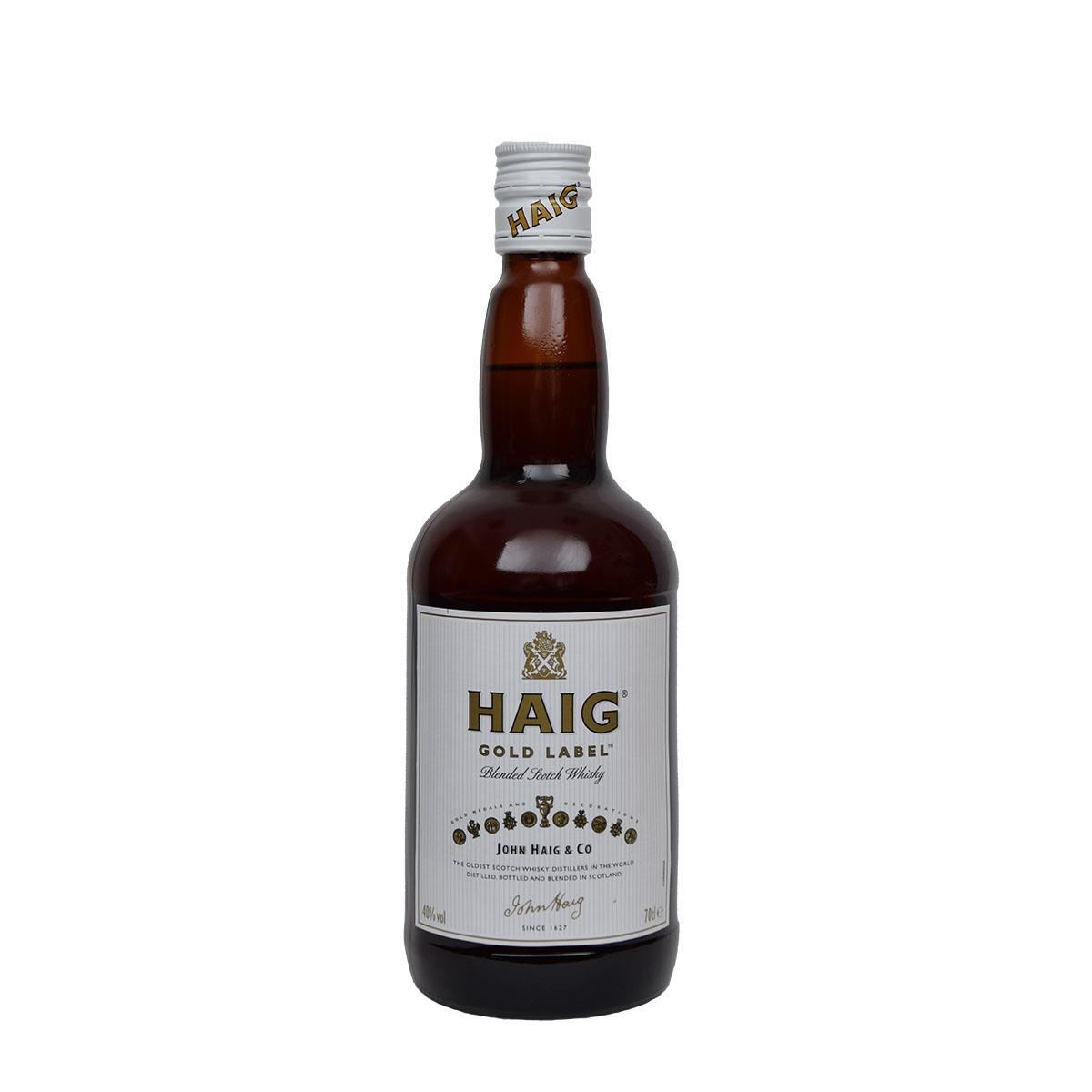 Haig Gold Label 700ml