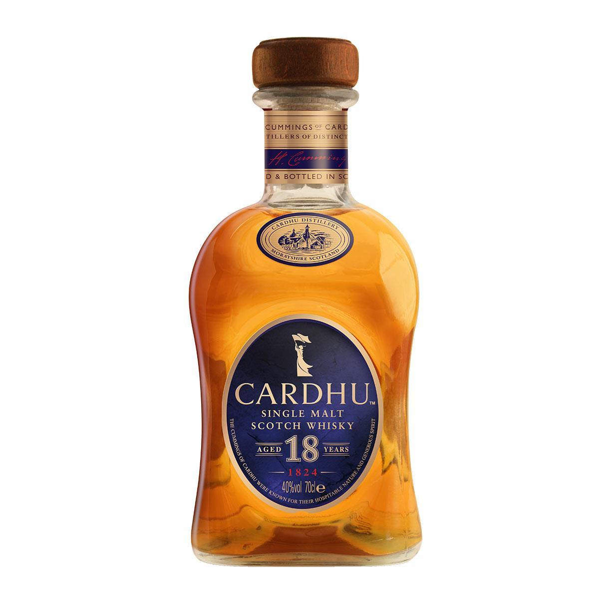 Cardhu 18 y.o. 700ml