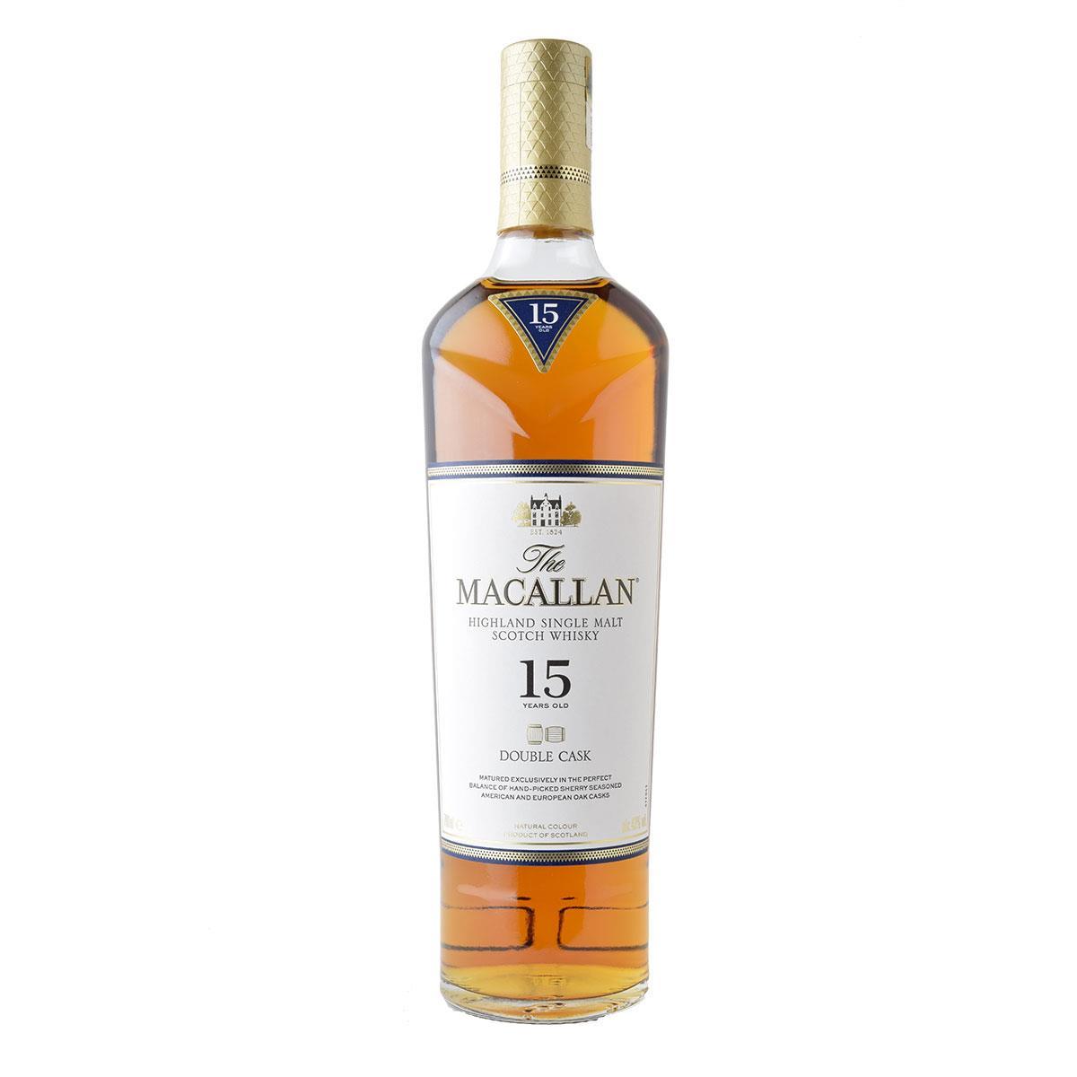 Macallan 15 y.o. Double Cask 700ml