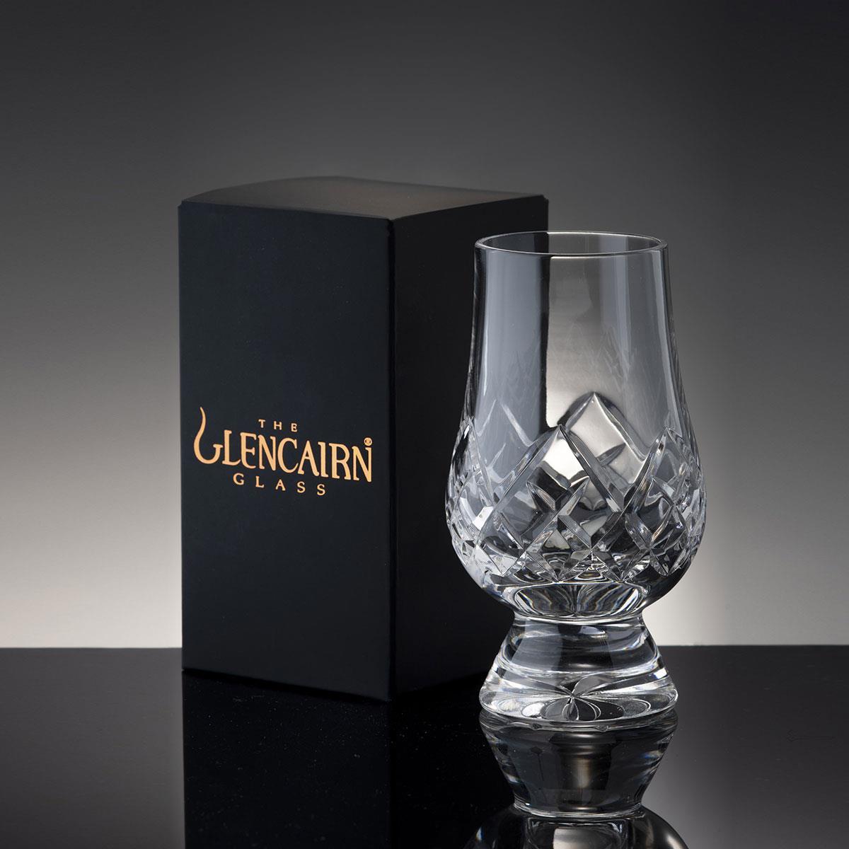 Ποτήρι Glencairn Σκαλιστό για Malt Ουίσκι 190ml