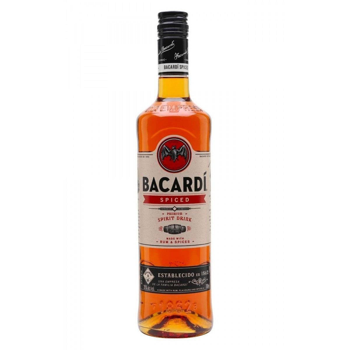 Bacardi Spiced 700ml