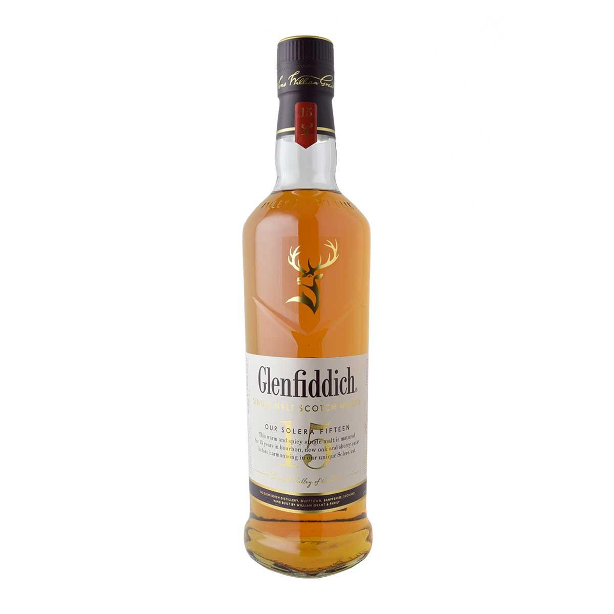 Glenfiddich 15 y.o. 700ml