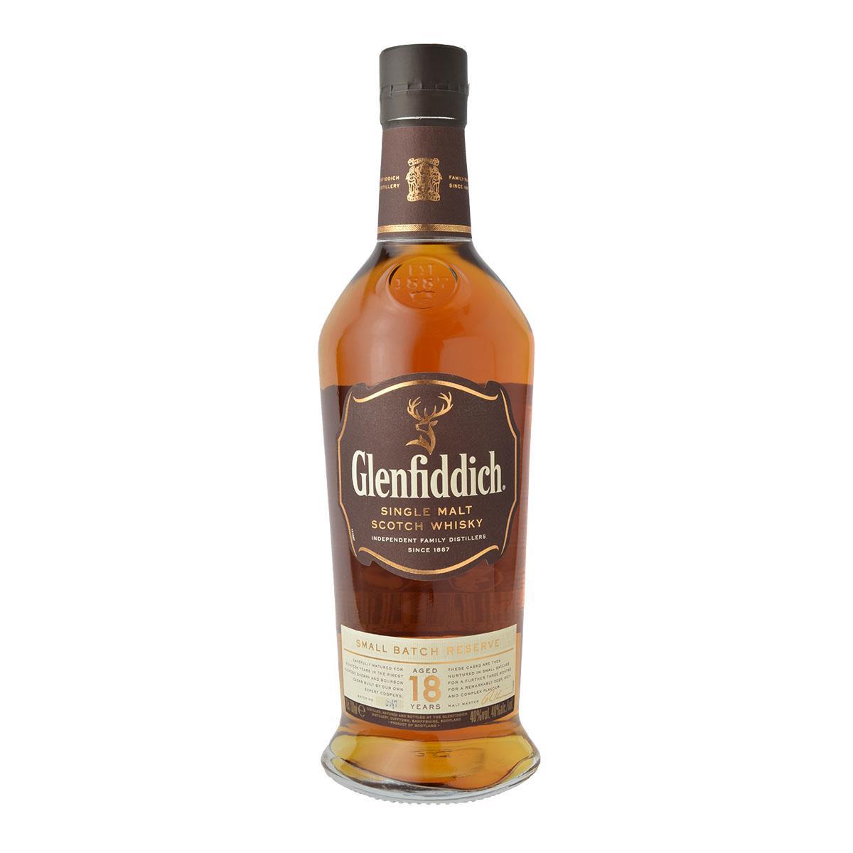 Glenfiddich 18 y.o. 700ml