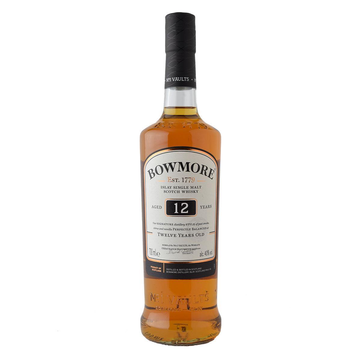 Bowmore 12 y.o. 700ml