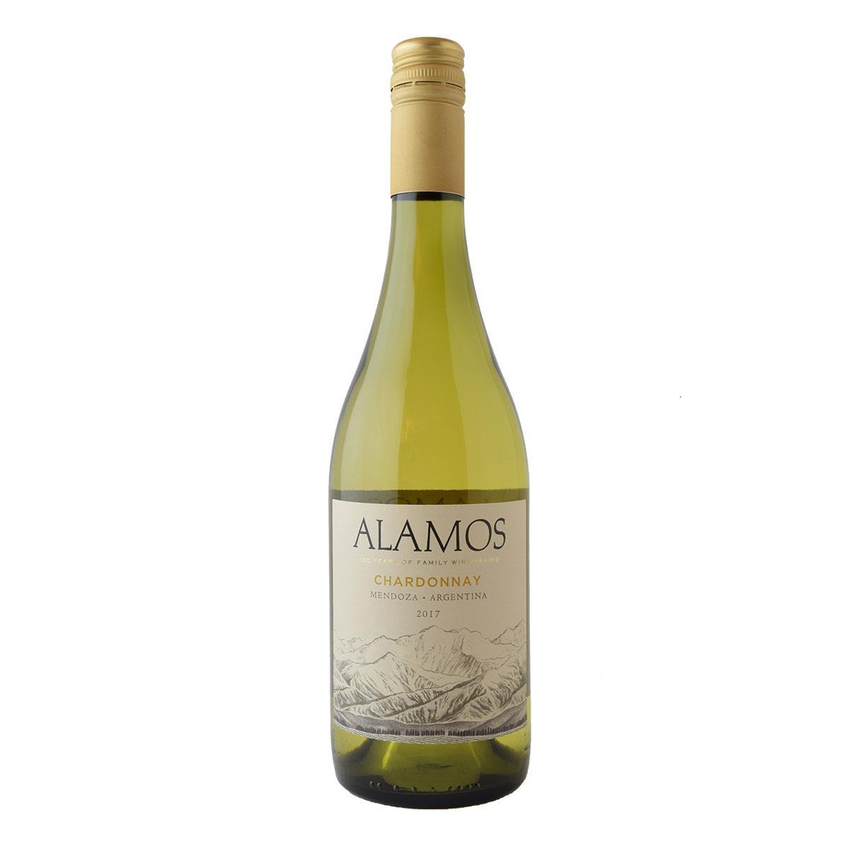 Alamos Chardonnay 750ml Λευκό