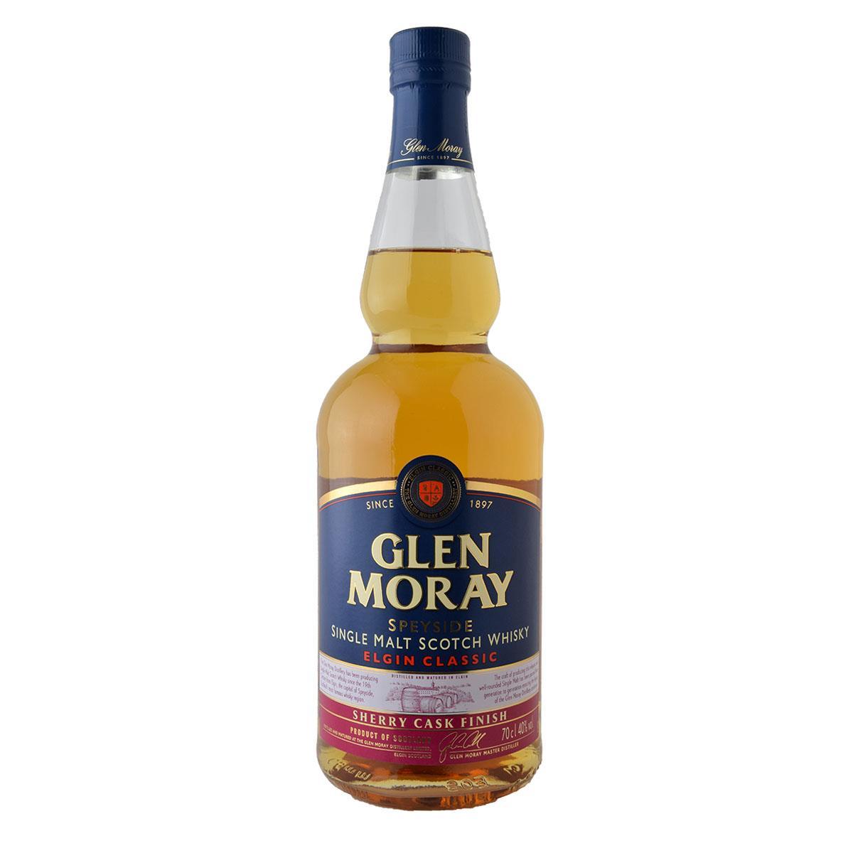 Glen Moray Sherry Cask Finish 700ml
