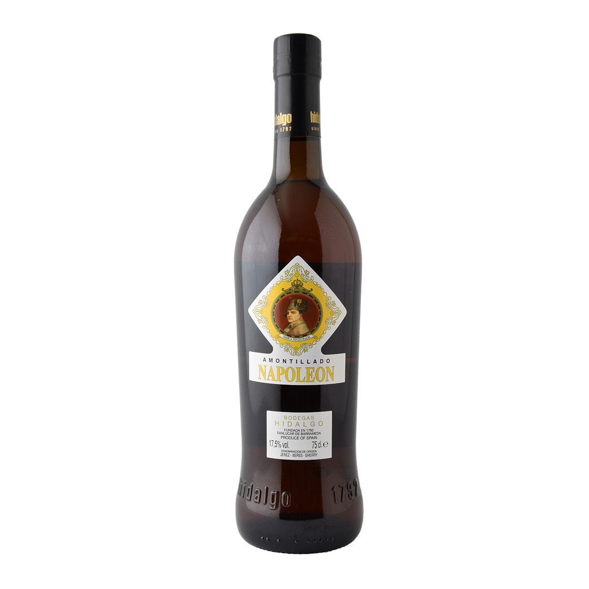 Hidalgo Amontillado Napoleon Sherry 750ml Λευκό