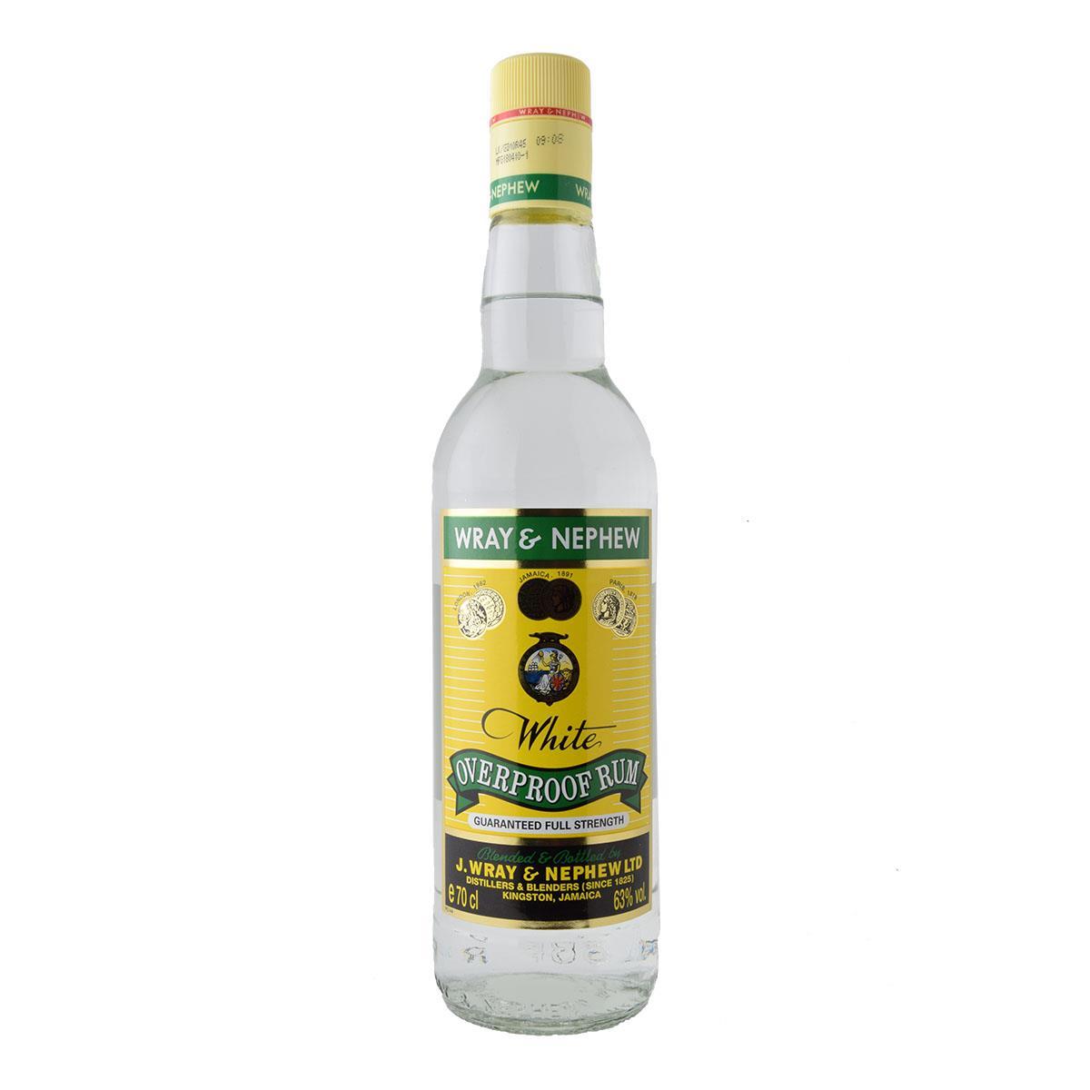 J.Wray & Nephew Overproof Rum 700ml