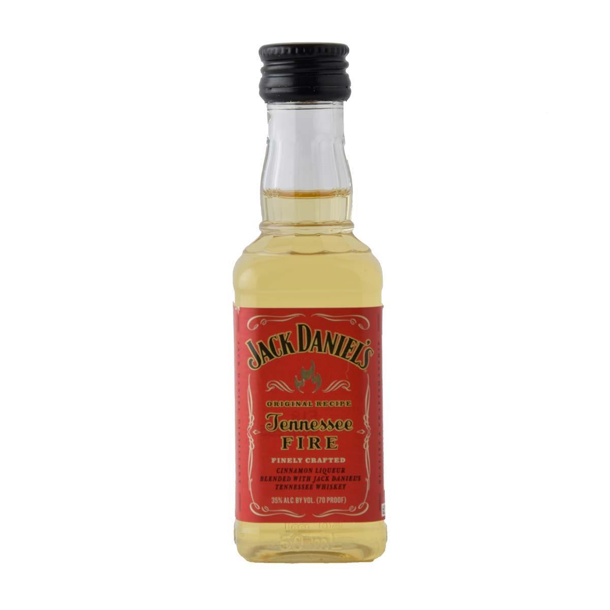 Jack Daniels Tennessee Fire Liqueur 50ml