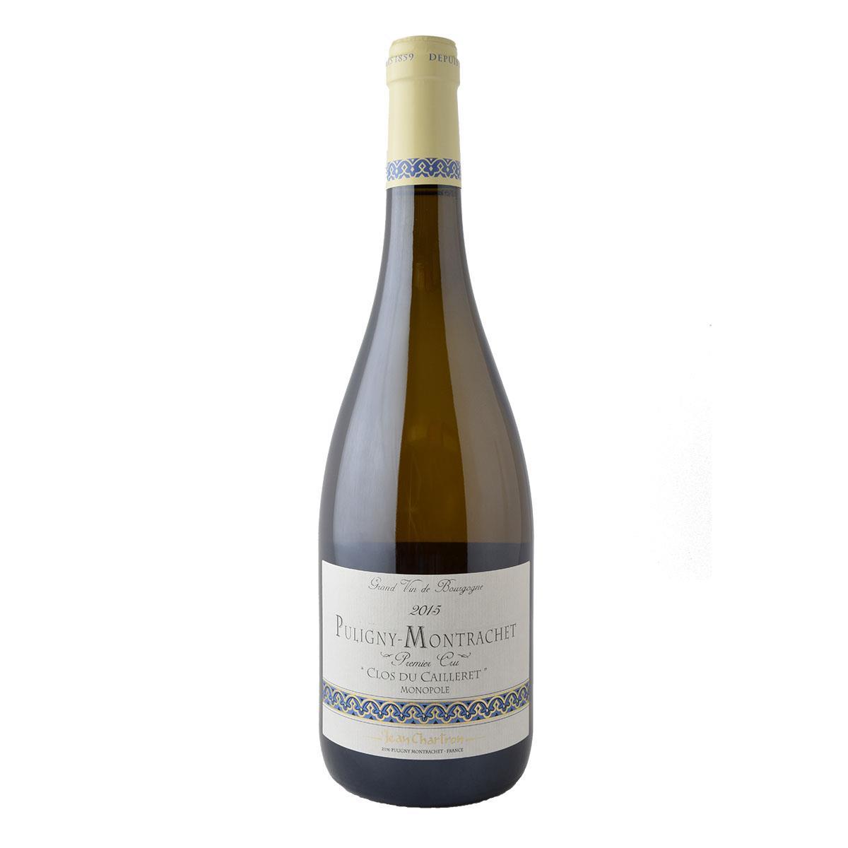Jean Chartron Puligny-Montrachet Clos du Cailleret 750ml Λευκό