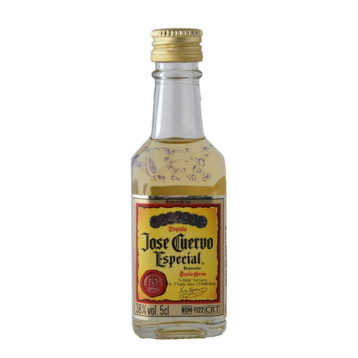 Jose Cuervo Reposado Tequila 50ml