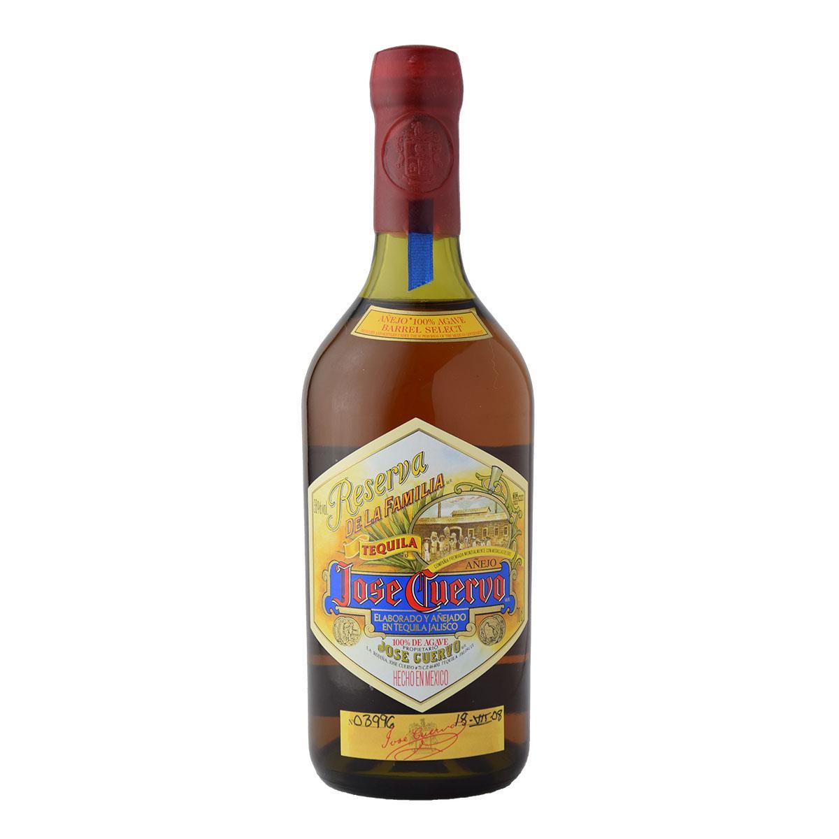 Jose Cuervo Reserva De La Familia Anejo Tequila 700ml