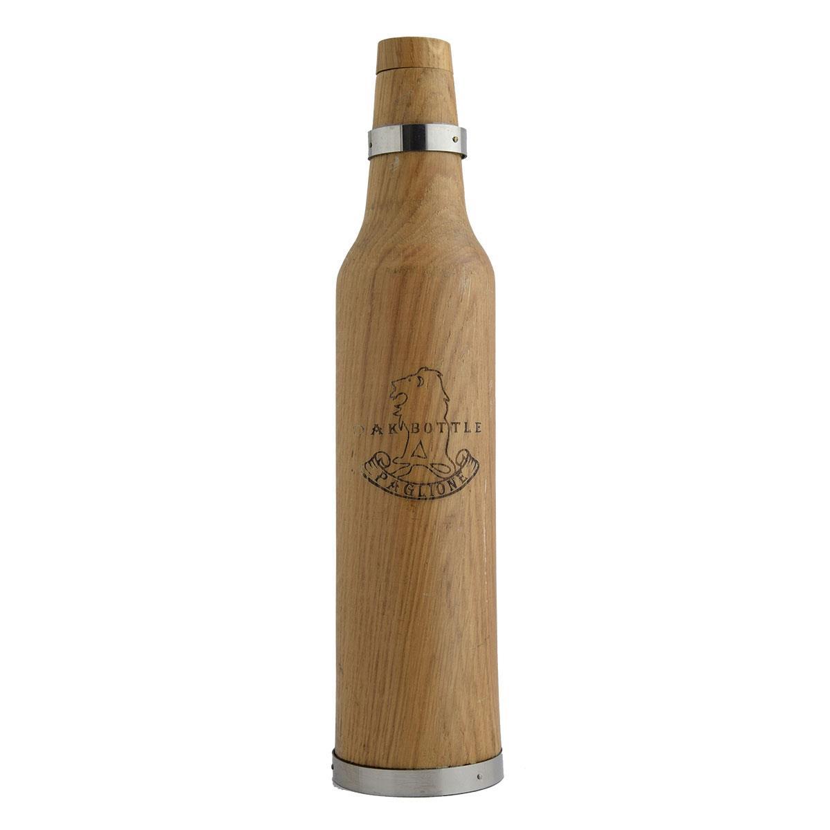Ξύλινο Μπουκάλι Παλαίωσης 750ml