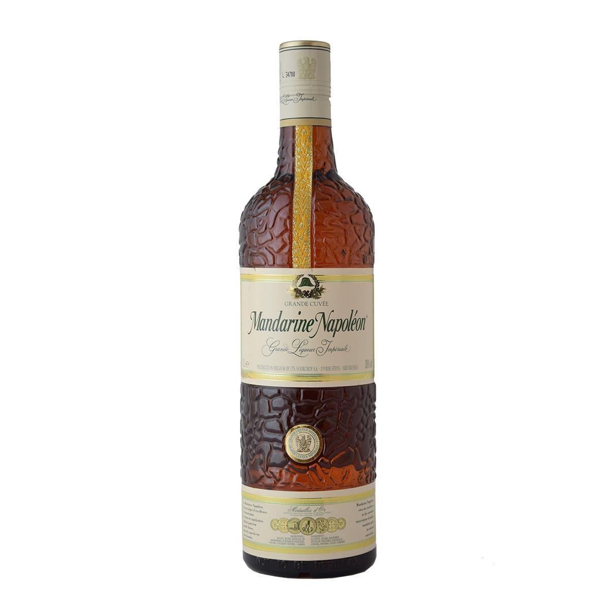 Mandarine Napoleon Liqueur 1lt
