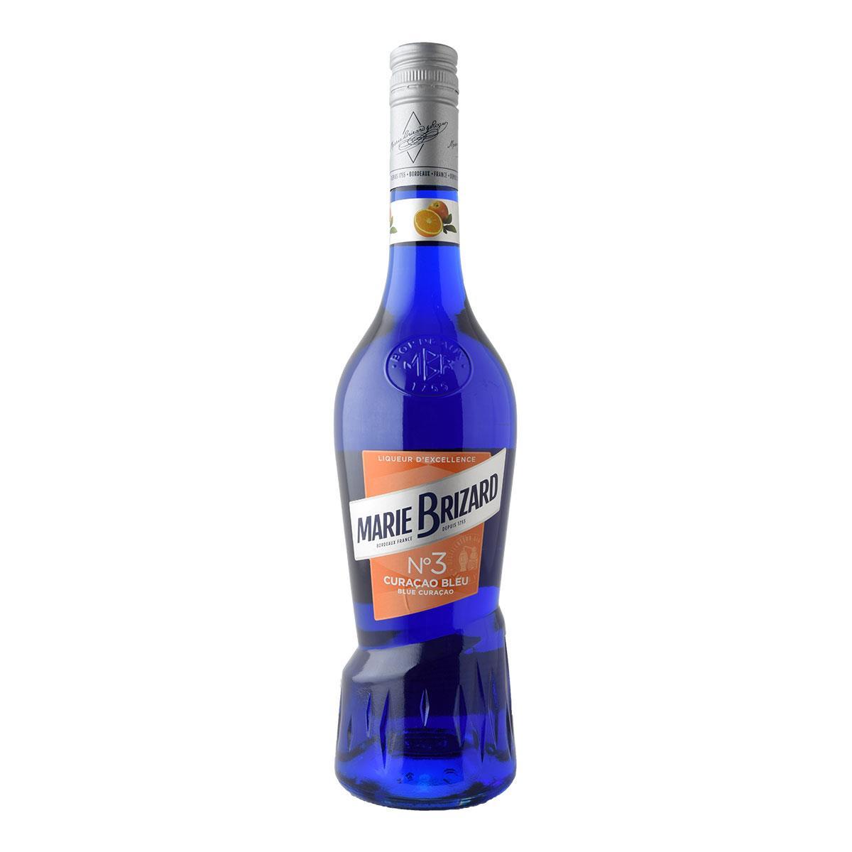Marie Brizard Curacao Bleu Liqueur 700ml