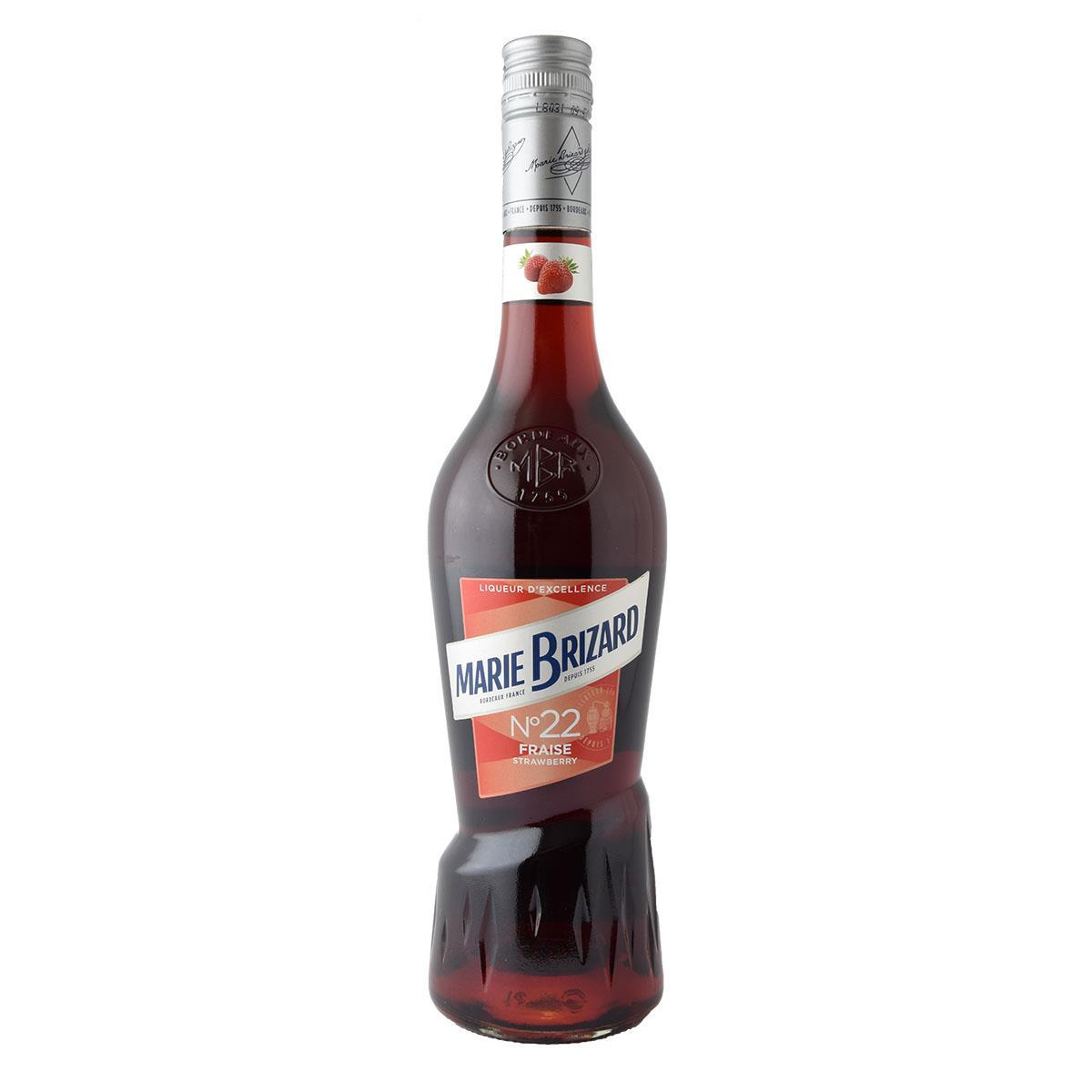 Marie Brizard Strawberry Liqueur 700ml