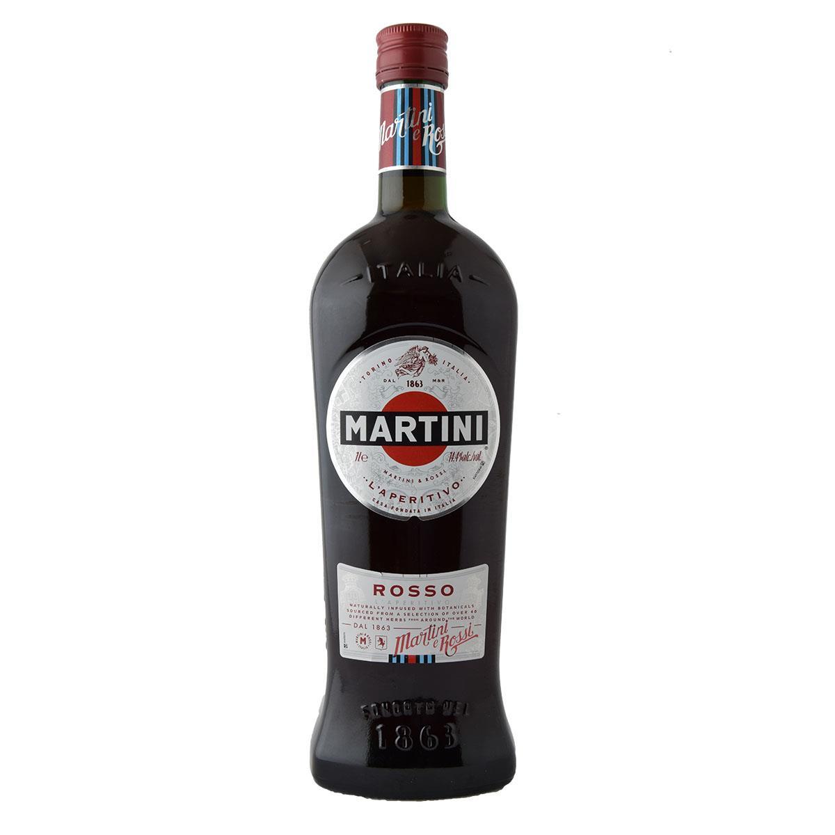 Martini Rosso Vermouth 1lt