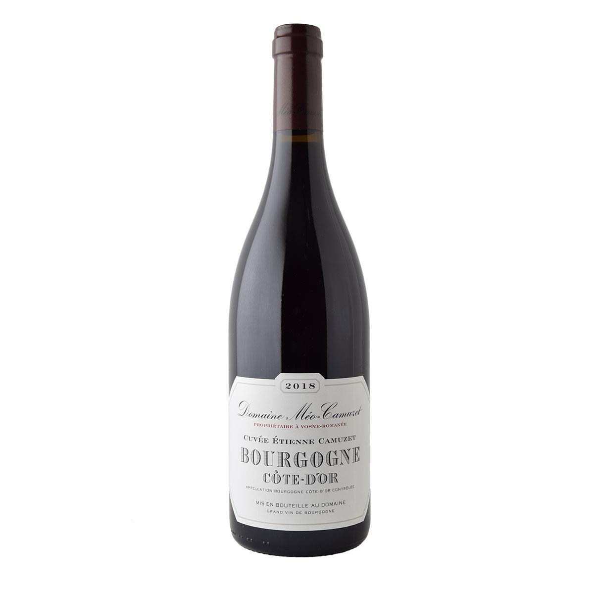 Meo Camuzet Bourgogne Cote D'or Cuvee Etienne 750ml Ερυθρό