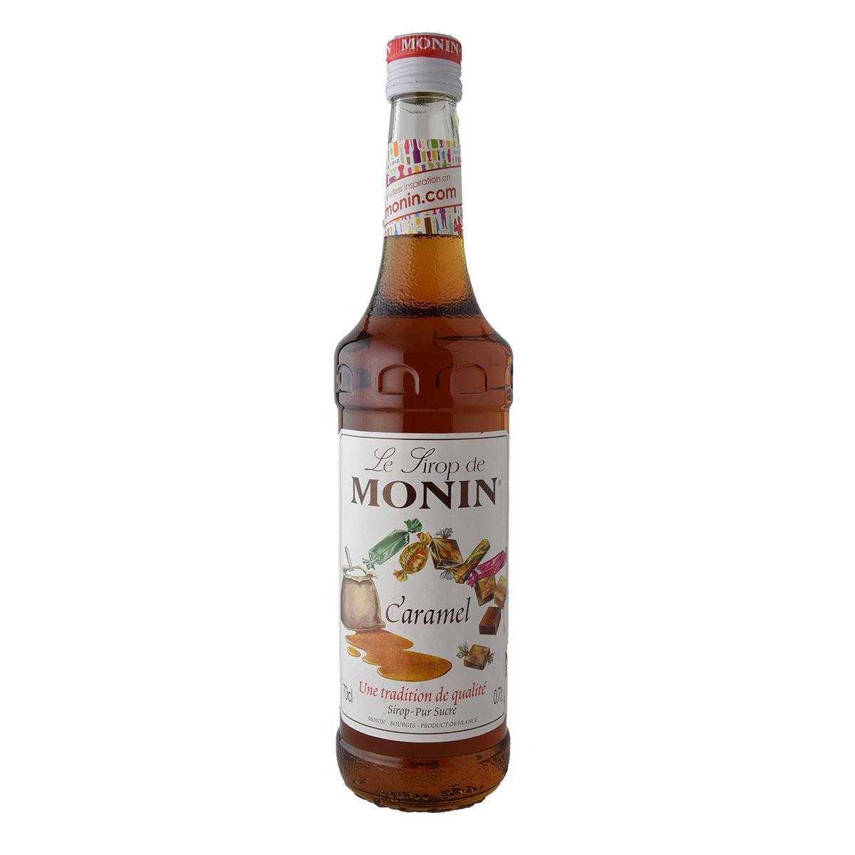 Monin Σιρόπι Καραμέλα 700ml