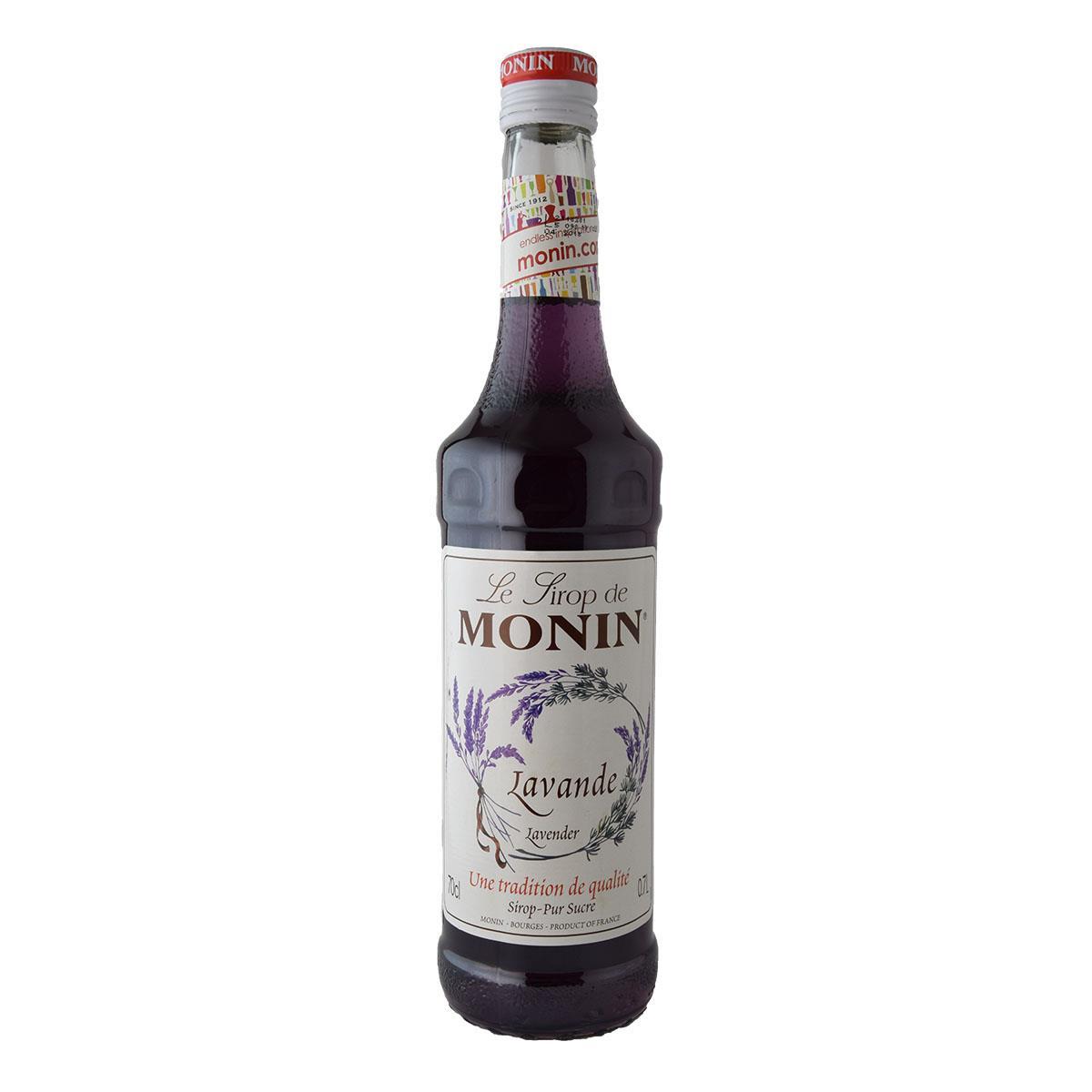 Monin Σιρόπι Λεβάντα 700ml