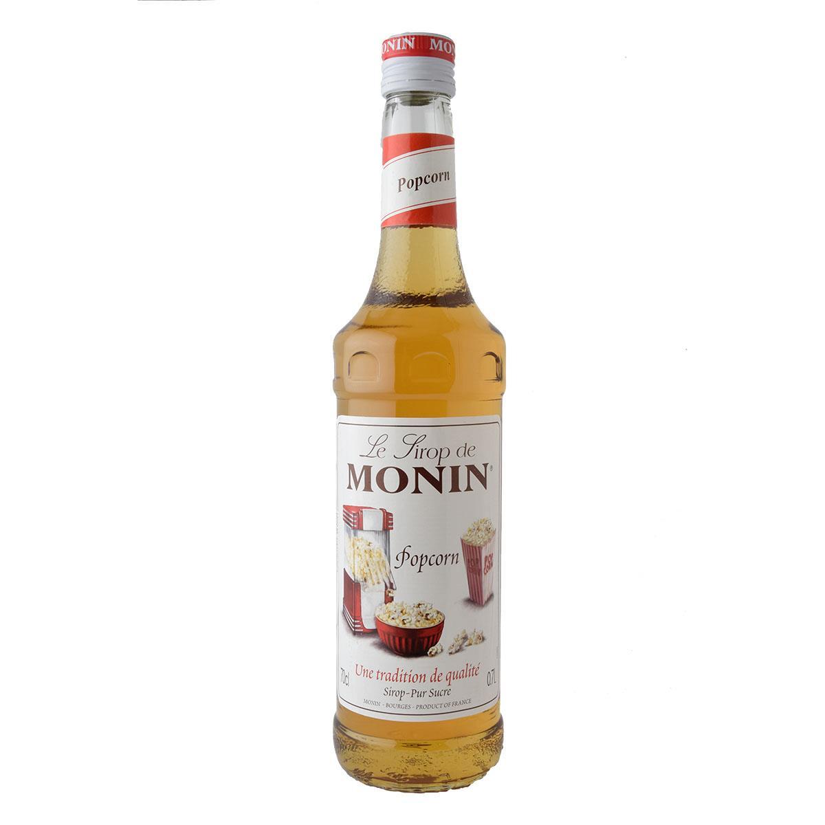 Monin Σιρόπι Pop Corn 700ml