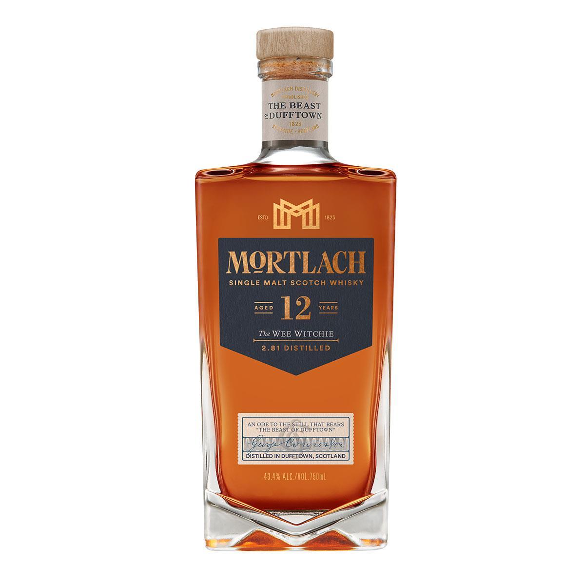Mortlach 12 y.o. 700ml