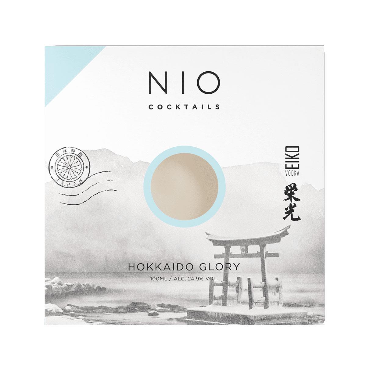 Nio coctails Hokkaido Glory 100ml