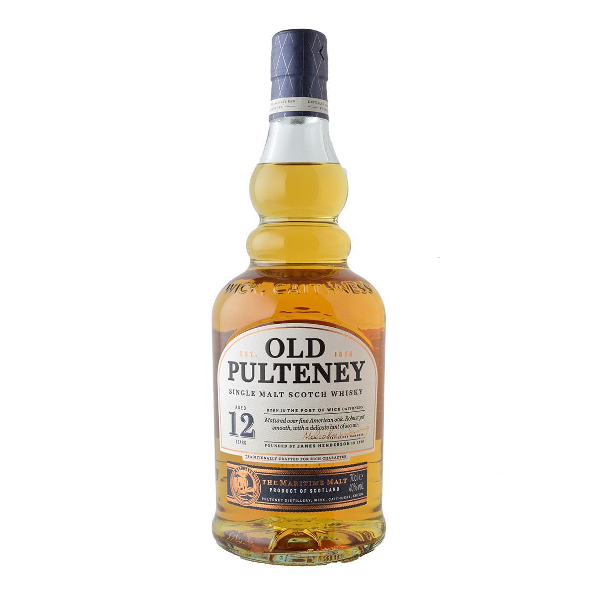 Old Pulteney 12 y.o. 700ml