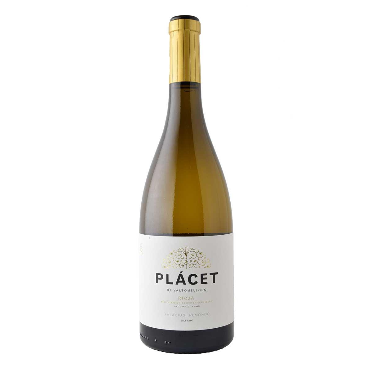 Palacios / Remondo Rioja Placet de Valtomelloso 750ml Λευκό