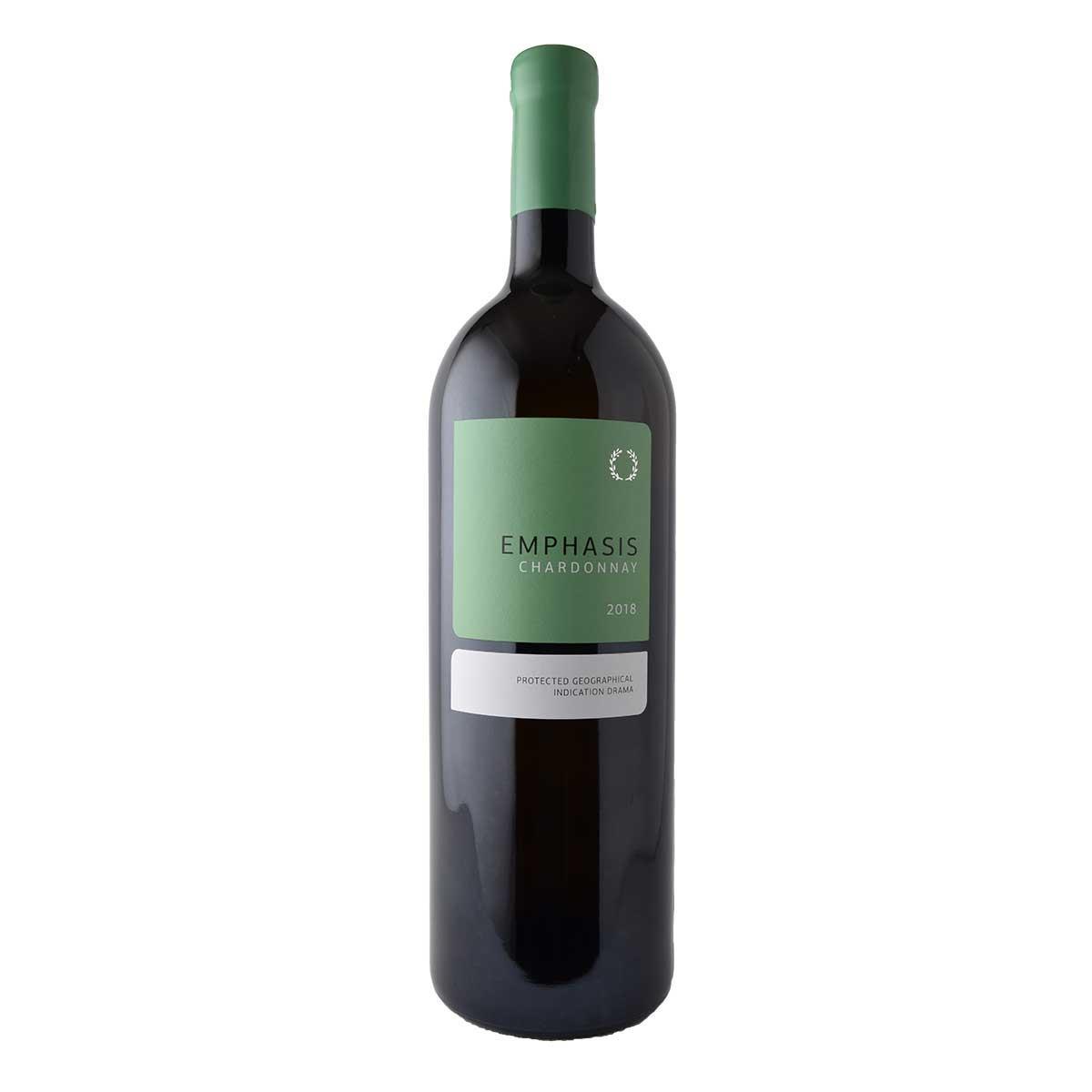 Παυλίδης Emphasis Chardonnay 3lt Λευκό