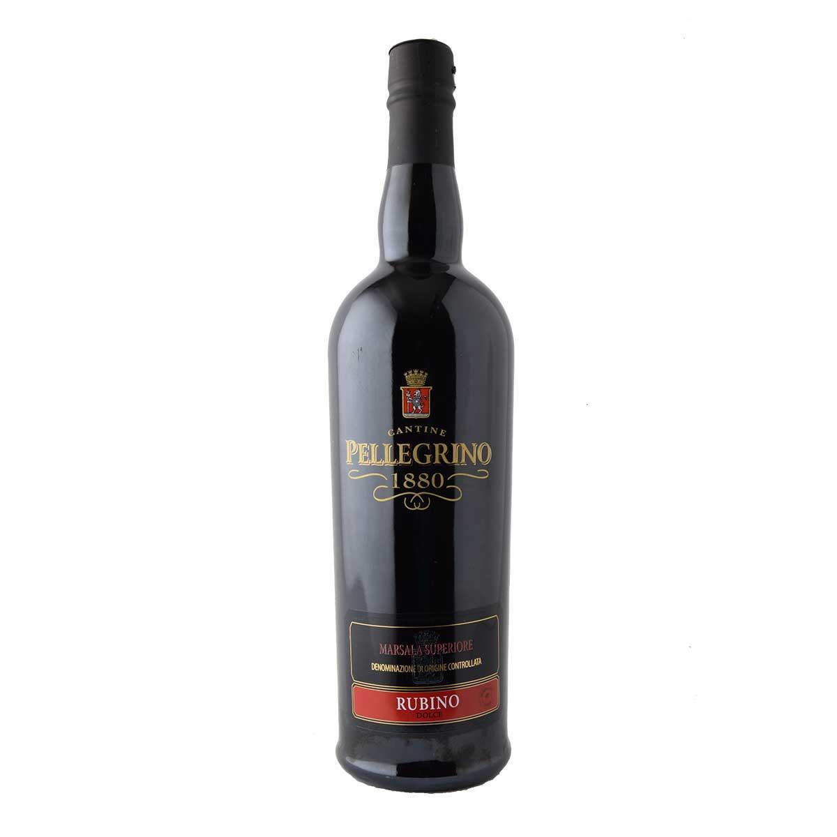 Pellegrino Marsala Superiore Rubino 750ml