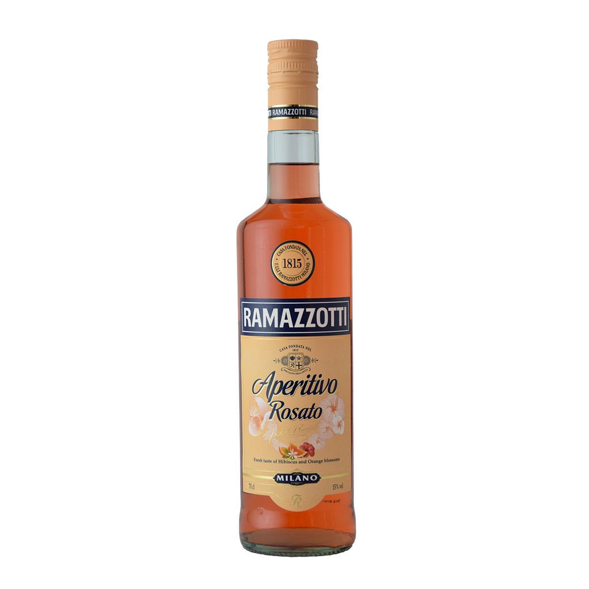 Ramazzotti Aperitivo Rosato 700ml