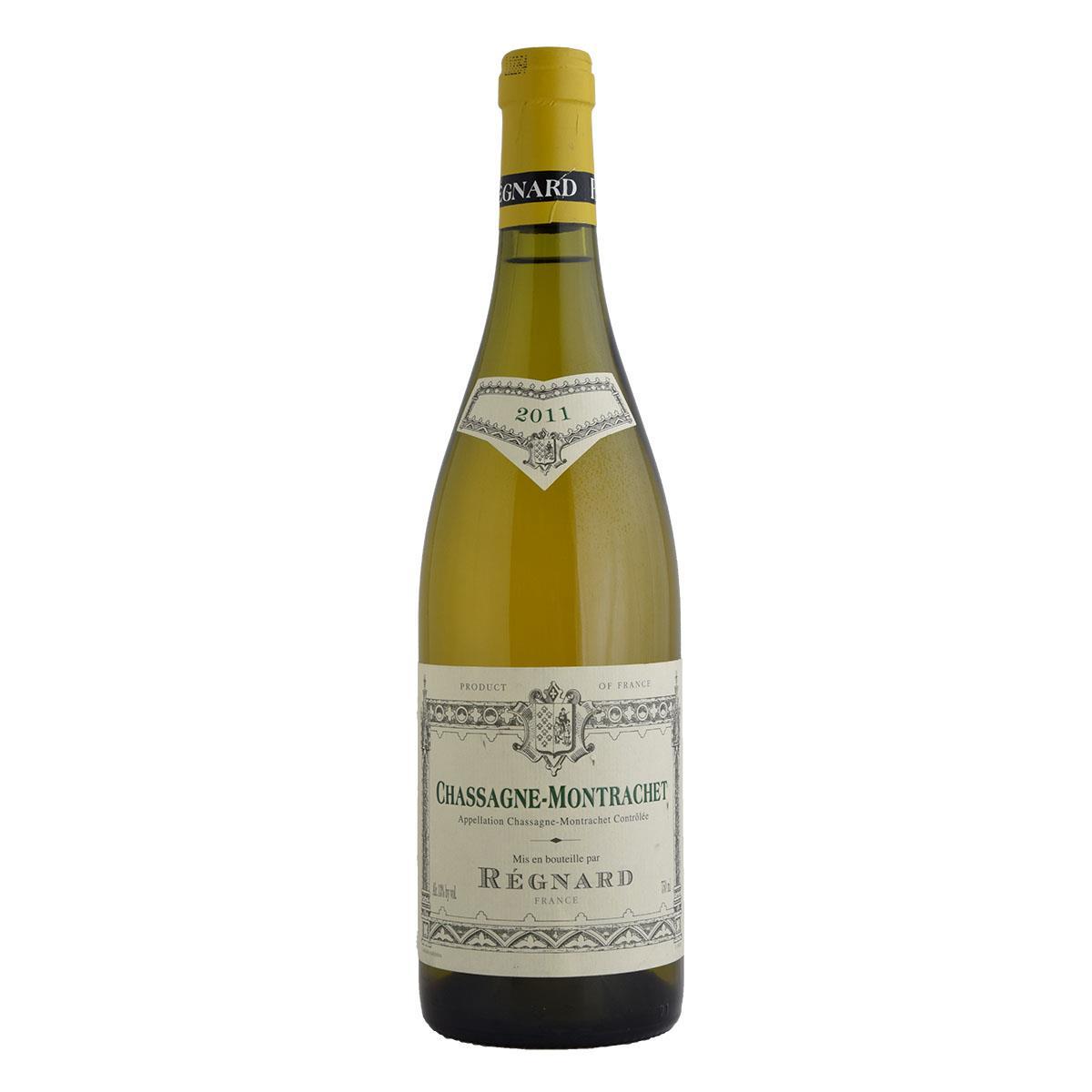 Regnard Chassagne Montrachet 2011 750ml Λευκό