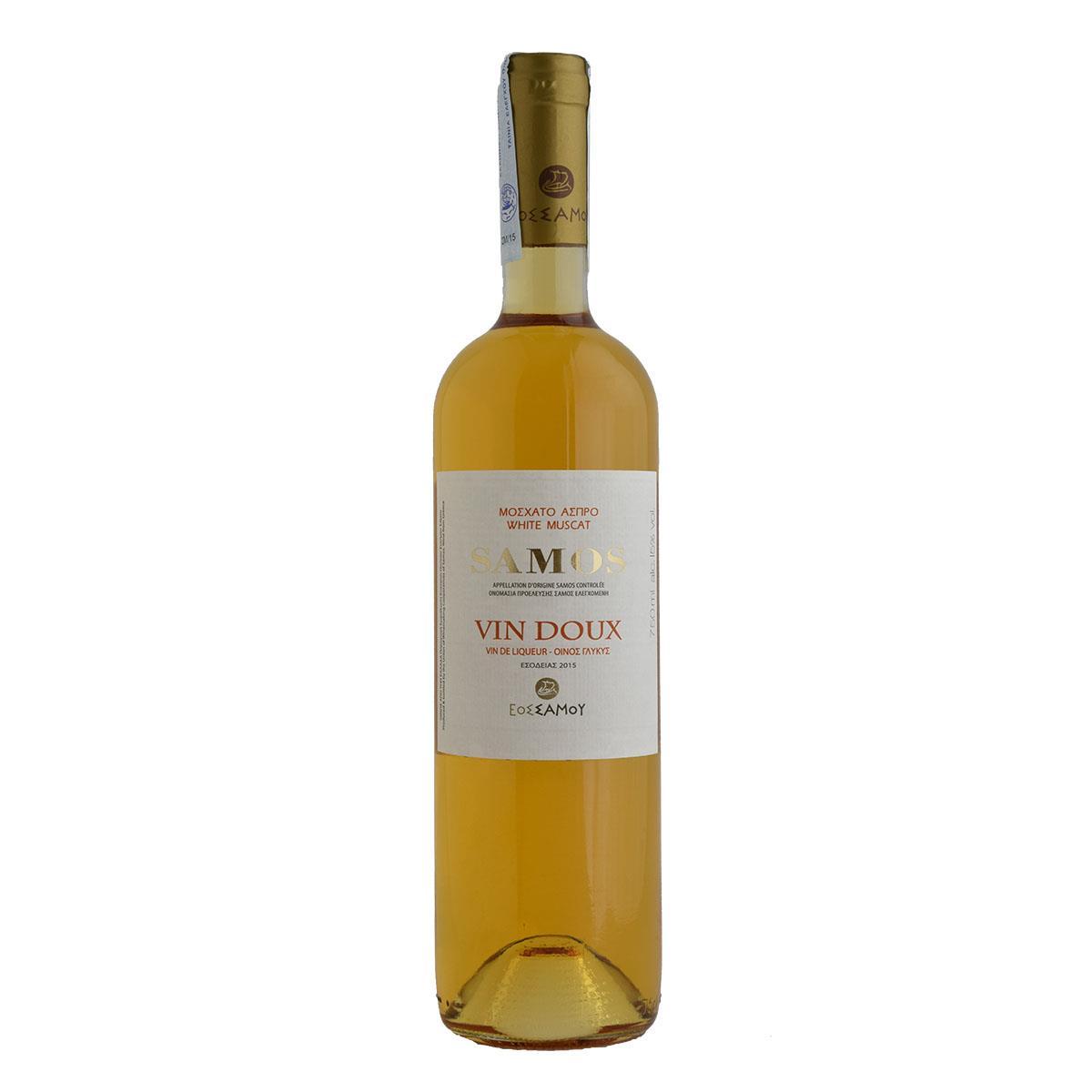 Σάμος Vin Doux 750ml Λευκό