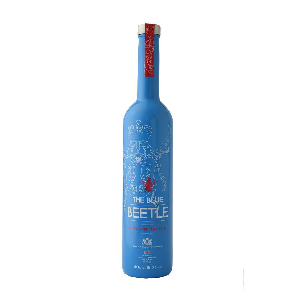 The Blue Beetle Gin 700ml