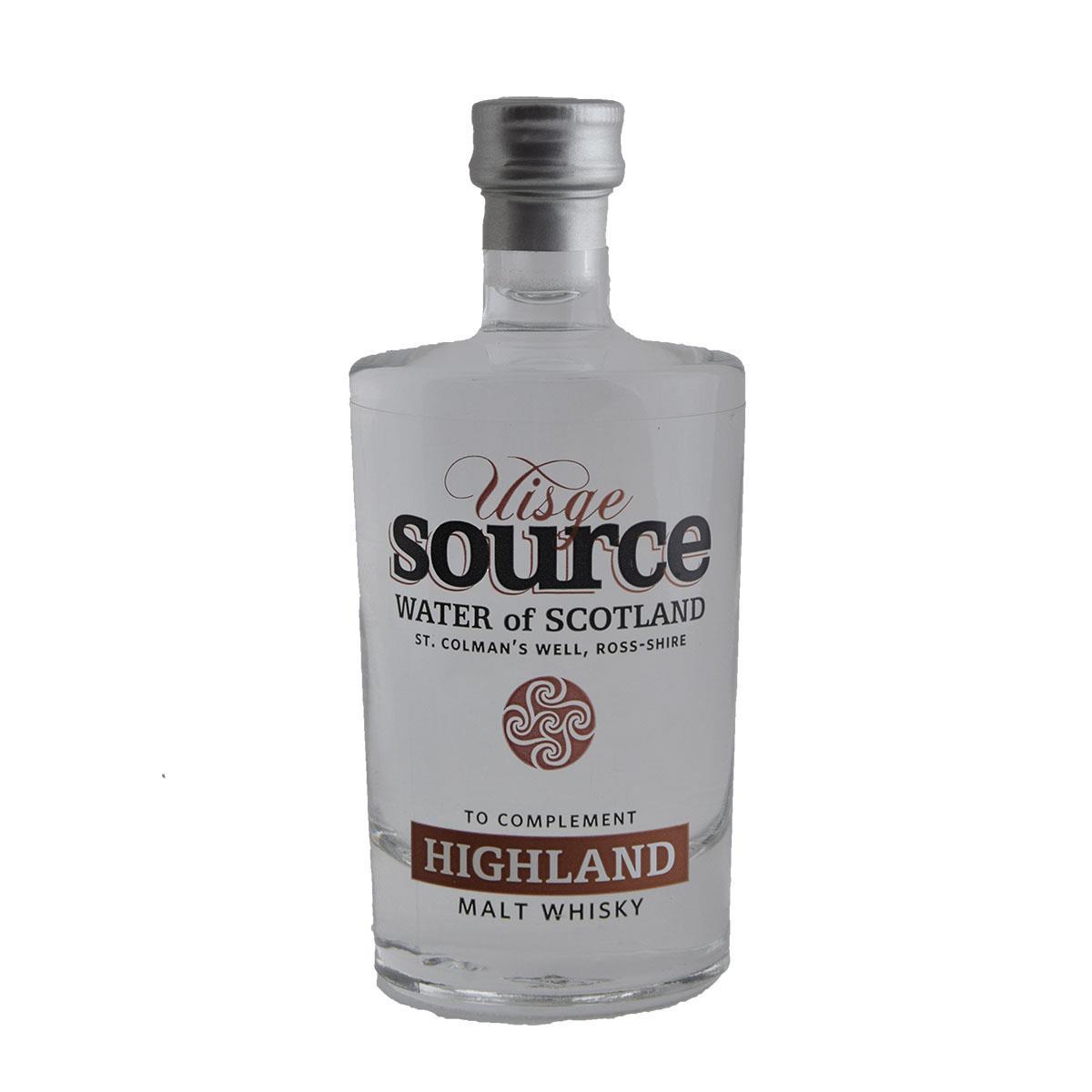 Uisge Source Highland Νερό Σκωτίας 100ml