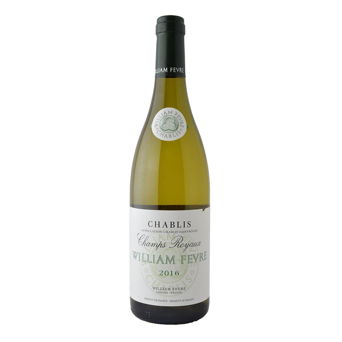 William Fevre Chablis Champs Royaux 750ml Λευκό